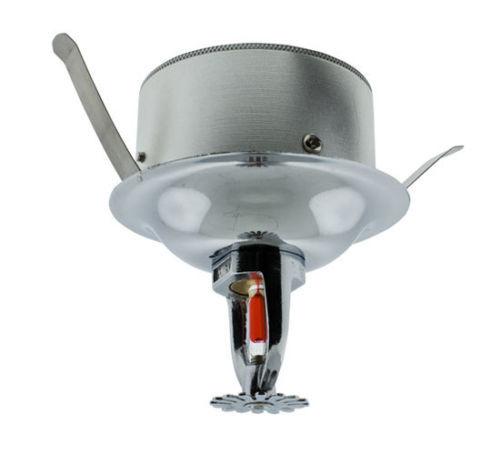 Fire Sprinkler Head Hidden Camera w/ WiFi Remote View