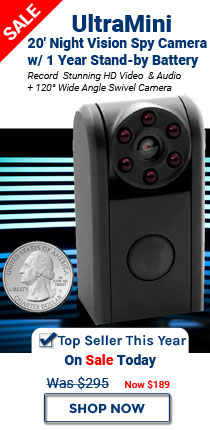 Mini Spy Cameras | Small Spy Camera | Tiny Cameras